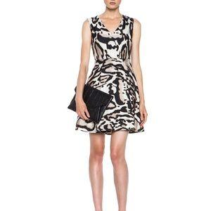 Diane Von Furstenberg DVF Leopard Animal Print